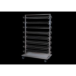 Chariot de stockages 2x8 broches