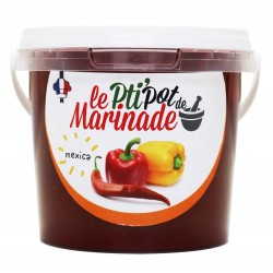 Pot de marinade liquide Mexica 135 g