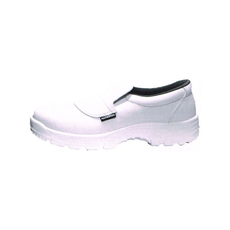 Mocassins blanc FOOTWORKER du 35 au 47 (MAURA)