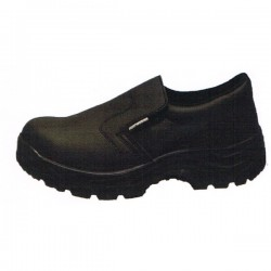 Mocassins noir FOOTWORKER du 35 au 47 (SCURO)