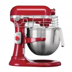 Batteur professionnel Kitchenaid rouge